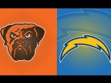 Week 13 / 03.12.2017 / Cleveland Browns @ Los Angeles Chargers