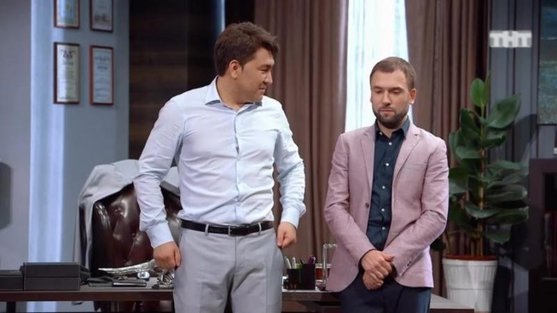 Однажды в России Мэр баллотируется в президенты