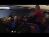 «Жена депутата» устроила дебош на рейсе «Аэрофлота»