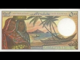 Banknotes of the Comoros_Paper money of the Comoros