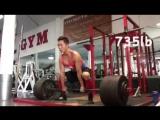 Yu-Yu Ren, тяга 331 и 333,5 кг