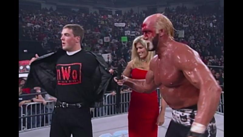 Stream! Выпуски WCW Monday Nitro c легендарным Николаем Фоменко 21 и 28 июня 2003 года