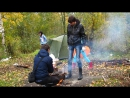 Видео из похода незаметно снятое призраком!:)