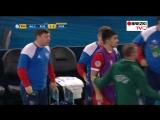 08.02.18 | Чемпионат Европы 2018 | Футзал | Россия  - Португалия | Bruno Coelho 1-3