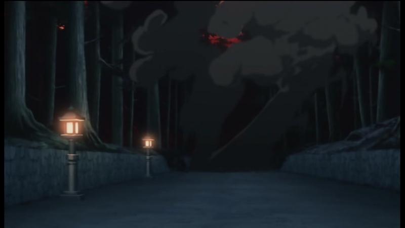 Принцесса немертвых Чёрная хроника Shikabane Hime Kuro - 10 серия [AniDub]