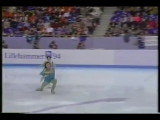 Mishkutenok Dmitriev (RUS) - 1994 Lillehammer, Figure Skating, Exhibition Performances
