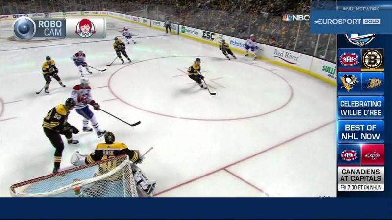 NHL On The Fly. Обзор матчей за 17 января [Eurosport Gold, RU]