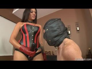Dom [mistress leather femdom anal strap on latex fetish bdsm bondage hardcore]