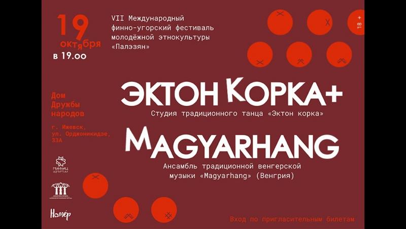 Анимированный Постер Эктон корка для ПАЛЭЗЯН от студии НАМЕР