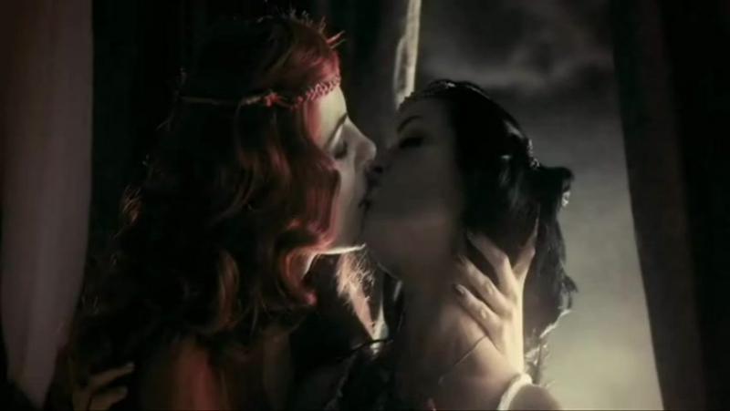 Секс видео про вампиров всегда