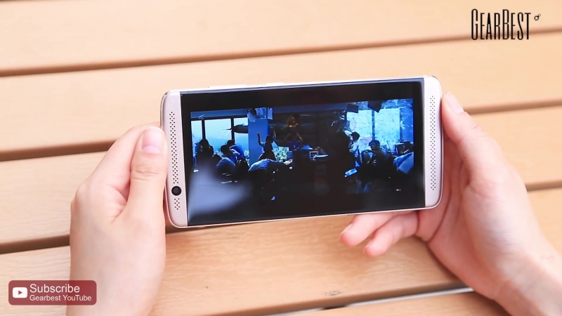 ZTE Axon 7 Mini 4G Смартфон - Золотой. СКИДКА 19% (Осталось 48шт.)