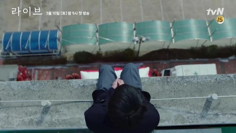 Дорама Живой/Живи tvN Live 전국에서 제일 바쁜 홍일지구대에 오신 것을 환영합니다 [5분 하이라이트] 180310 EP.0