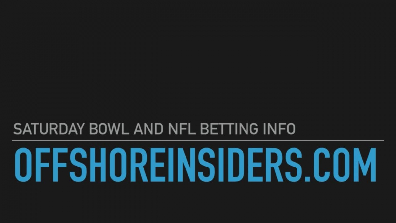 Saturday NFL and College Bowl Betting Inside Info, ATS Trends to Beat the Bookie