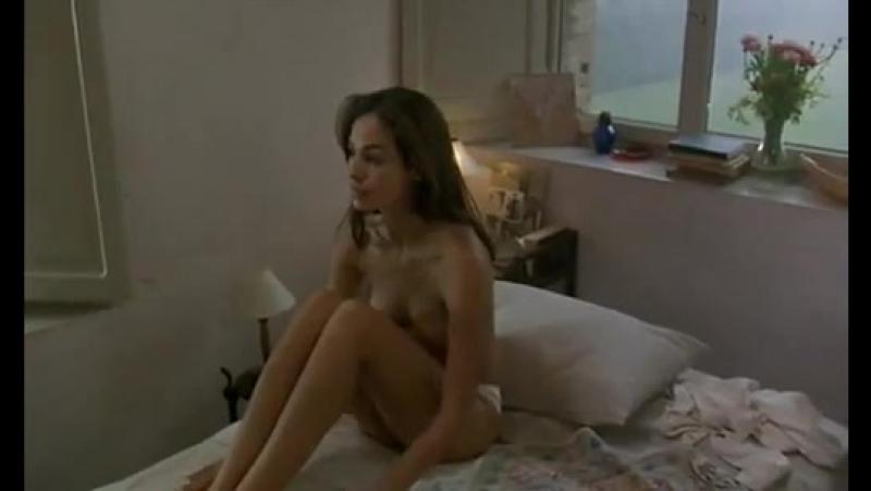 Инес Састре Голая - Ines Sastre Nude - 1995 Al di la delle nuvole