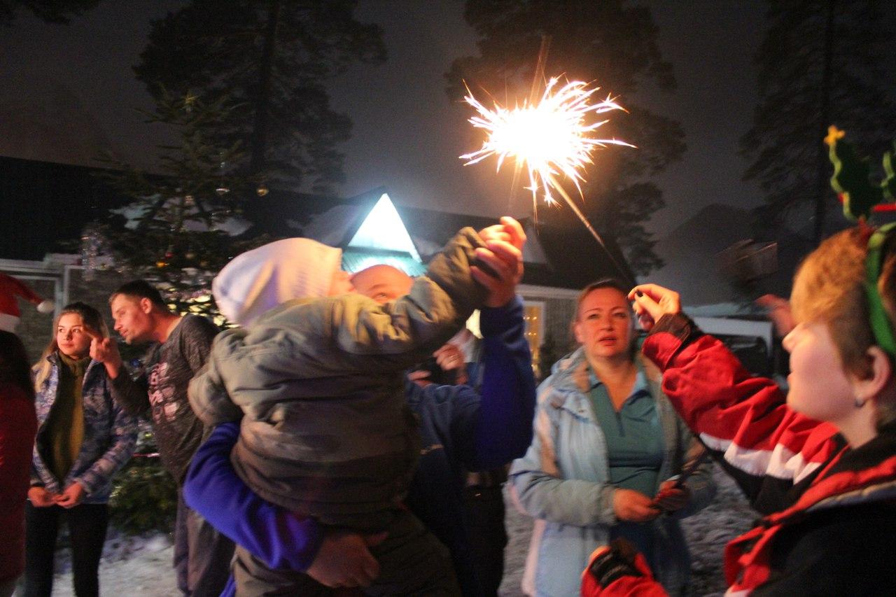 Новый Год в Горах! Сказочный Архыз