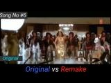 Оригиналы и Ремейки песен из индийских фильмов