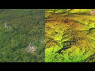 Цивилизации майя обнаружены в Гватемале