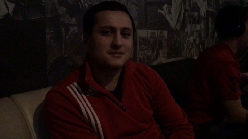 Интервью Логмана из команды XZ