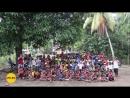 Папуа-Новая Гвинея, экспедиция Маклая. Жест экспедиции в исполнении папуасов