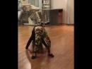 Вот так танцует Ксюша❤️