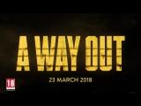 Бесплатный кооператив для друзей в A Way Out