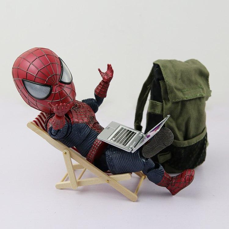Коллекционная фигурка Spider Man