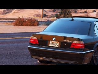 БАНДИТСКАЯ BMW 750 ИЗ 90х В ГТА 5! РЕАЛЬНАЯ ЖИЗНЬ В GTA 5 ( GTA 5 МОДЫ )