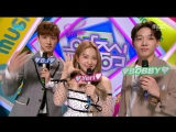 180203 MC Yeri (Red Velvet) @ MBC Music Core