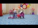 танец *бабушки* Никита в садике