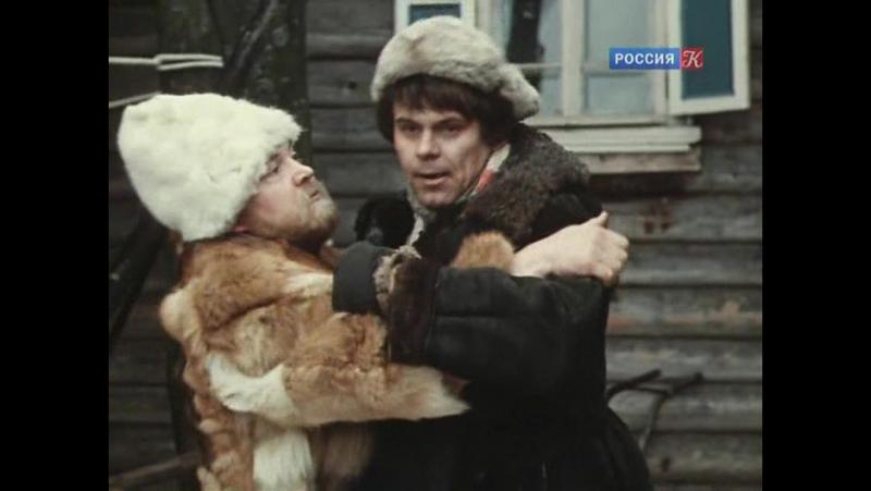 Строговы. (3 серия из 8) 1975-1976 .(СССР. фильм- семейная сага, экранизация)