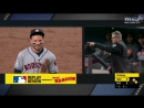 Postseason 2017. ALCS. Houston Astros at New York Yankees. Game 3