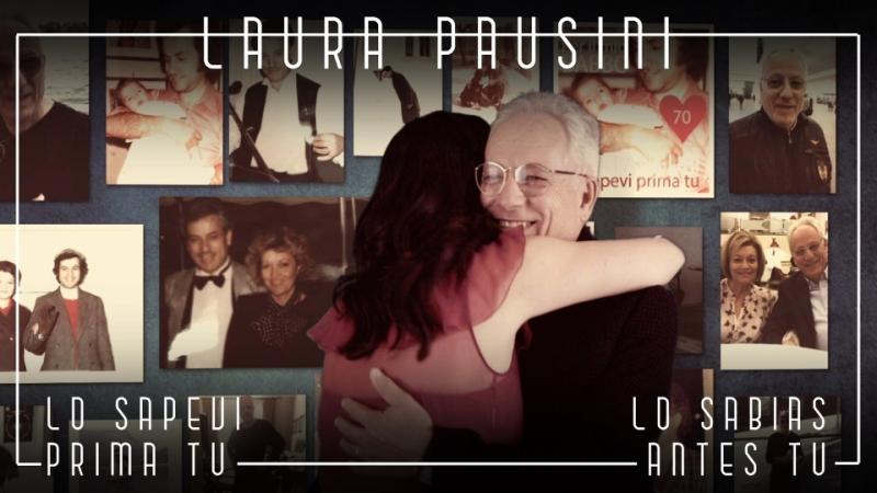 Laura Pausini - Lo Sabias Antes Tu (Letra/Lyrics)