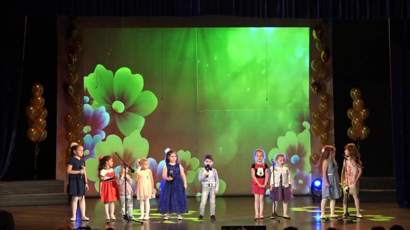 Юбилейный концерт Дворца Культуры