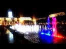 Поющий фонтан Питер.