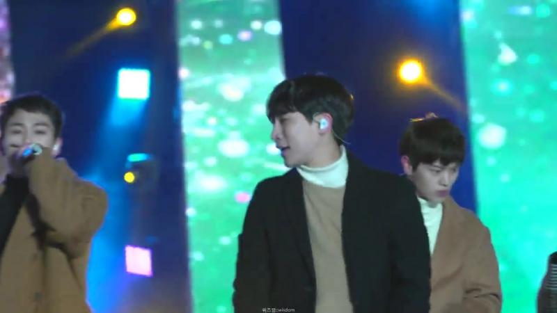 [FANСAM] 10.02.2018: BTOB - MOVIE (Фокус на Ынквана) @ K-Pop World Festa