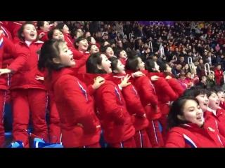 Болельщицы из КНДР на Олимпиаде в Южной Ко�и #6 [Слежка]</a></div></div><div class=
