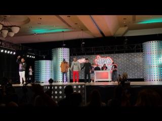 Bboy FROG на HIP HOP INTERNATIONAL WORLD FINALS 2017