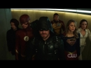 The Flash - Legends Of Tomorrow - Supergirl - Arrow - Crisis on Earth X