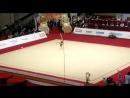 Дина Аверина булавы гран при Москва 2018 финал