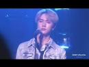 15.02.18 [VALENTINE LIVE] JBJ - TRUE COLORS (фокус Донхана)