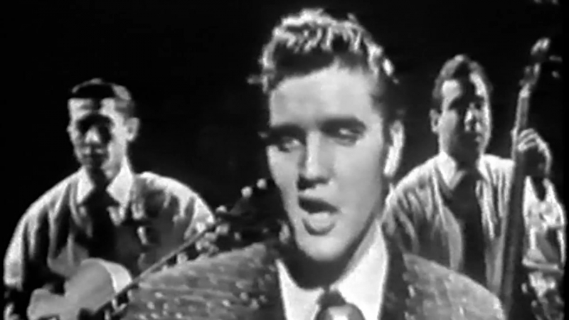 Elvis Presley - Tutti Frutti and I Was The One