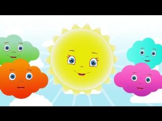 Утром солнышко встает. Мульт-песенка видео для детей. Наше всё - копия (2)