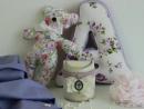 Коллекции предметов интерьера для ванной спальни или детской.