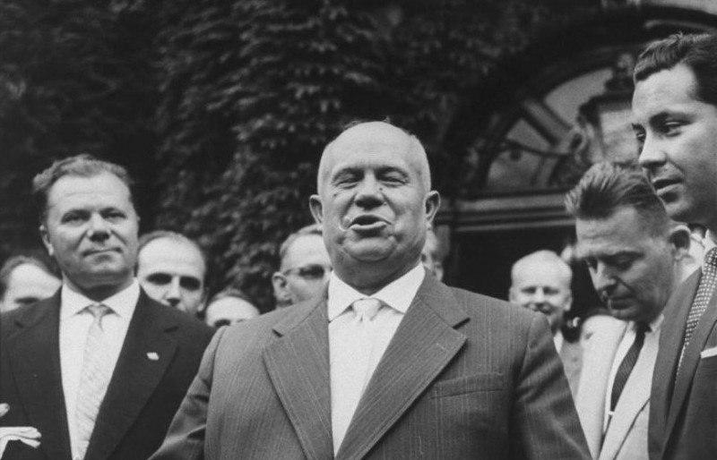 Переводчик Виктор Суходрев о любимом выражении Хрущева «Кузькина мать»