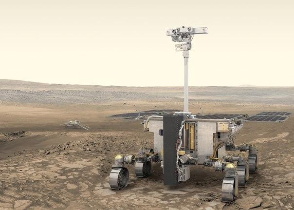 Создание российских приборов по проекту ExoMars-2020 близится к завершению