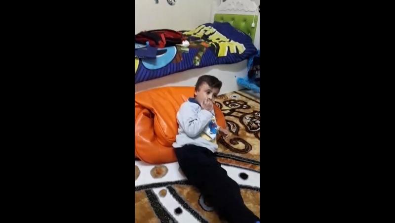 LE PETIT AHMAD DAWABSHAH VOUS SOUHAITE UNE BELLE SOIRÉE