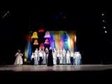 Детско-юношеский хор Успенского храма Аллилуия, Леонард Коэн 8.10.2017