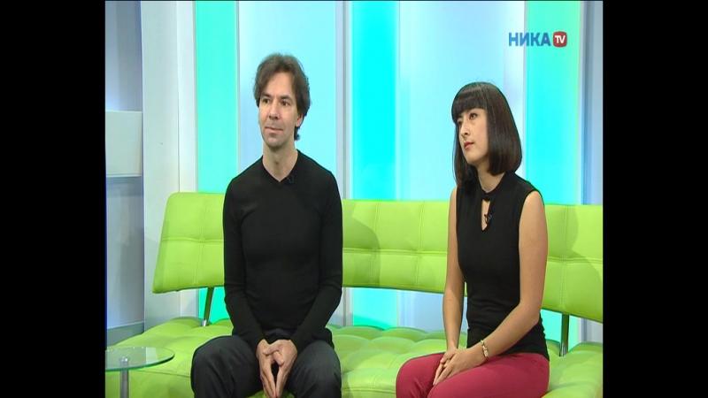 Георгий Громов и Екатерина Масычева о концерте к юбилею Д. Е. Громова