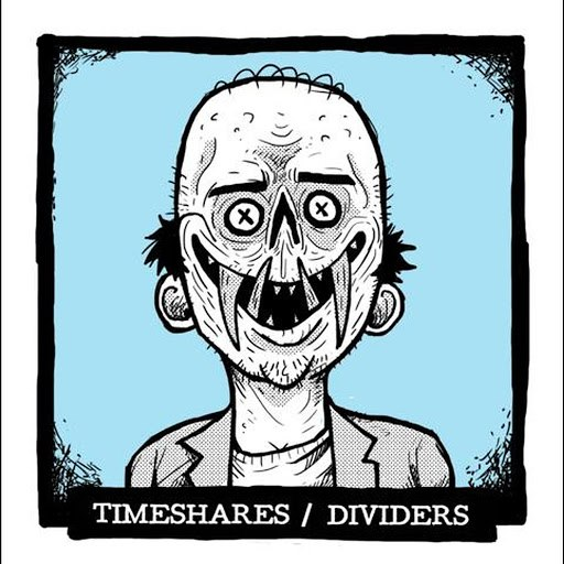 Timeshares альбом Split w/ Dividers