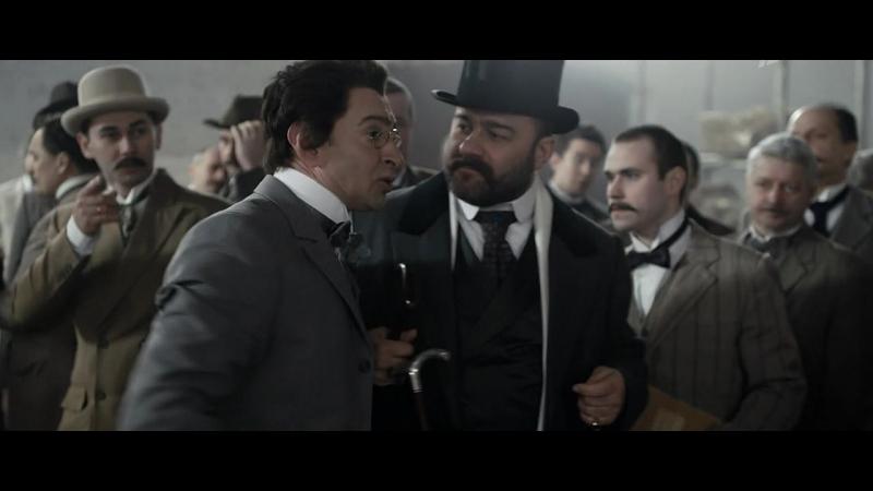 Мой звёздный час. Сериал Троцкий, 1 канал, 2017
